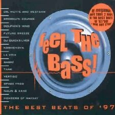 Feel the Bass!-The best Beats of '97 Dj Quicksilver, Kosmonova, Nalin &.. [2 CD]