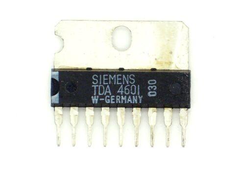 TDA 4601,SIL9-Version,PWM Control IC for Switched L297 1x IC SIEMENS TDA4601