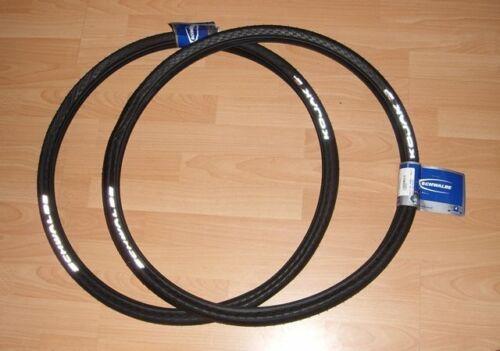 26x1.35 35-559 RaceGuard-Free p/&p Schwalbe Kojak Slick VTT commuer Pneus