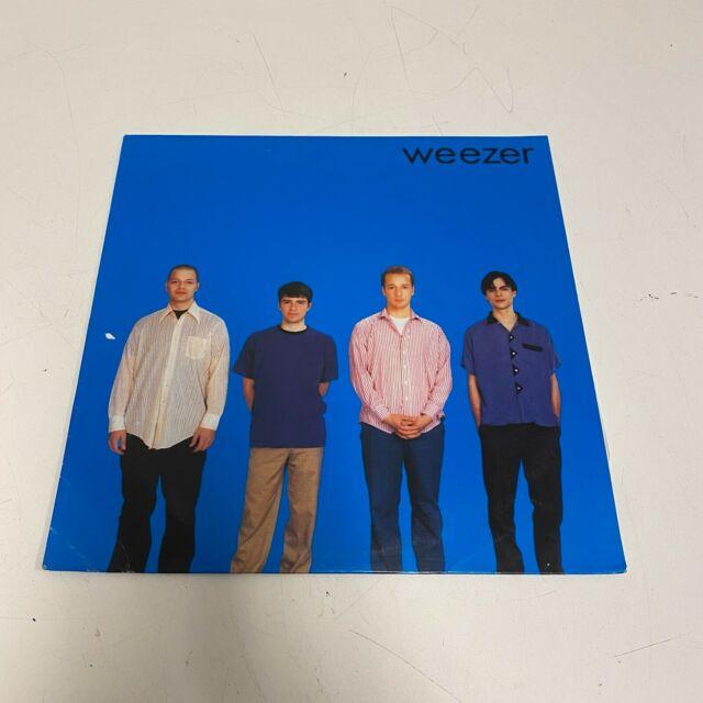 Weezer - Weezer (Blue Album) Vinyl LP Record EUC
