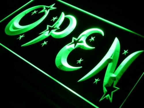 i204-g OPEN Overnight Shop Bar Pub Club Neon Light Sign