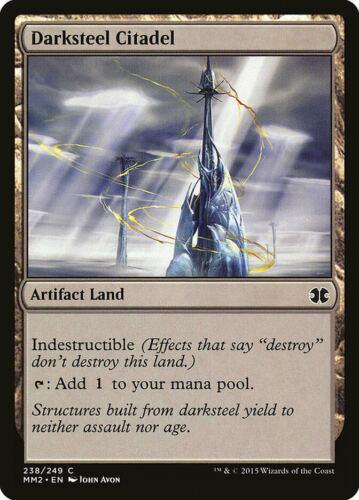 Darksteel Citadel Modern Masters 2015 Common EN NM MTG