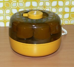 Yaourtiere Rowenta Kg 76 Vintage Design 70 Electrique Idem Seb Ebay