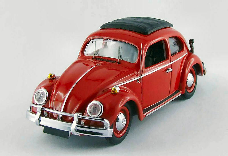 Volkswagen VW Beetle Anfibio Brasile 1961 1961 1961 Red 1 43 Model RIO4393 RIO 0885c8