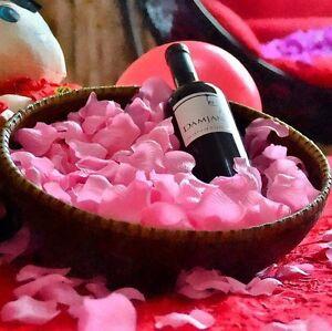 Artificial-Flowers-Purple-Decoration-Party-Petal-Table-Wedding-Rose-Confetti