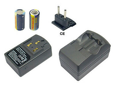 mini zoom 600 CARGADOR para Nikon FD 80d FD 80s mini zoom 400 cr123a Batería