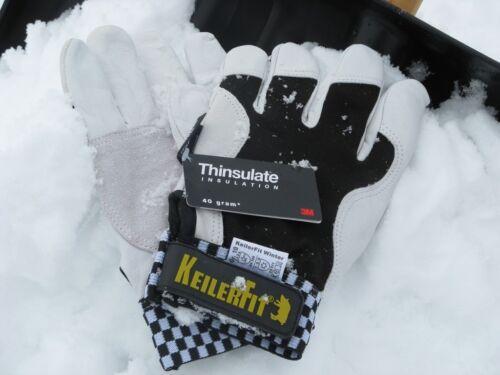 Forsthandschuhe Kletterhandschuhe 5 Paar Keiler FIT Winterhandschuh  GR.11