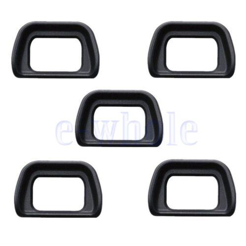 5 piezas Visor Ocular Copa ocular FDA-EP10 Para Sony NEX-7 NEX-6 A6000 Tw