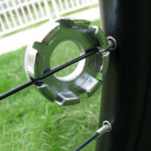 NEU Fahrrad Nippelspanner Speichenspanner 8-fach Schlüssel für Speichen Gr.10-15