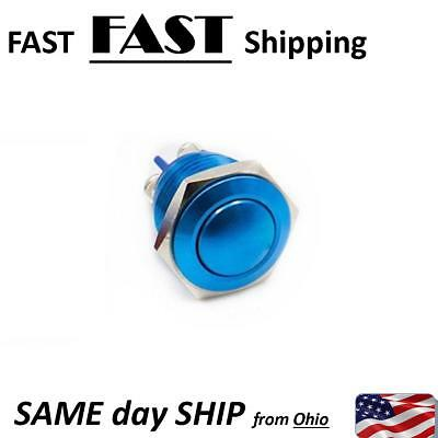 High QUALITY polishes BOAT SS Stainless Steel 12v DC NEW HORN switch MARINE