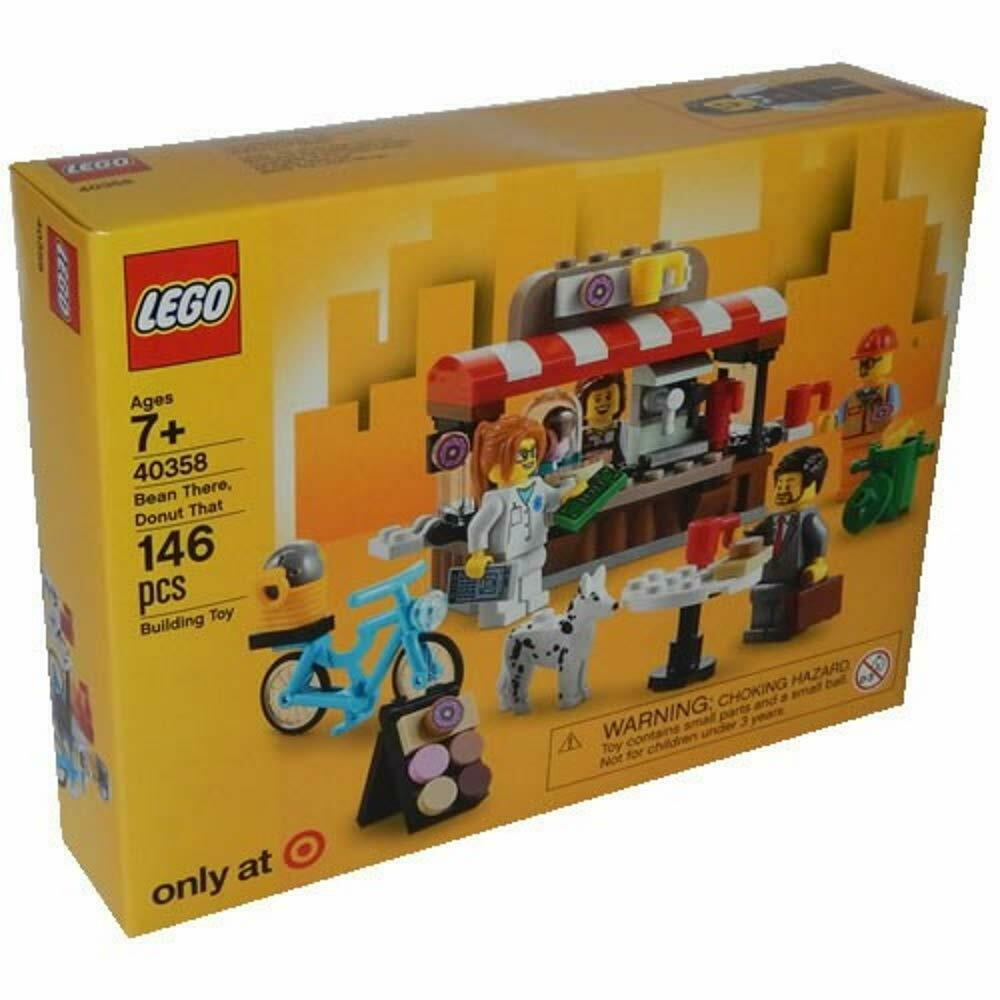 LEGO 40358 40358 40358 Bean There, Donut That 1c64f9