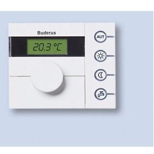 BUDERUS-Funkfernbedienung-RC20RF-Modul-RFM20-V10-63043346-f-Logamatic-EMS