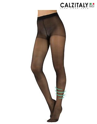 Couture  Energising Factor 8 Support Black Tights  New Medium /& Large Sizes