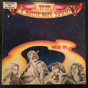 The-Hometown-Band-Self-Titled-LP-1977-Radio-Station-Promo-Vinyl-Record-Folk-Prog