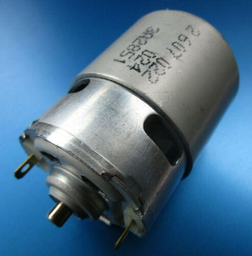 310//750W oder auch Generator Gleichstrom-Motor 2-12V DC max