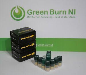 * Nouveau Delavan Oil Burner Buses Différentes Tailles 0.40 80w - 0.85 80w-afficher Le Titre D'origine Dans Beaucoup De Styles