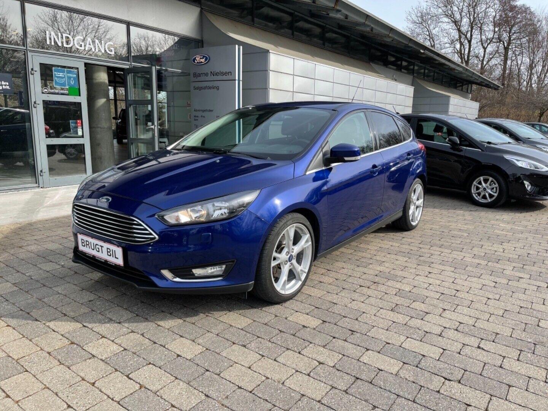 Ford Focus 1,5 SCTi 150 Titanium