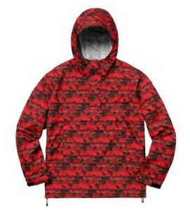 d101fc14acc6 Image is loading SUPREME-WORLD-FAMOUS-TAPED-SEAM-HOODED-PULLOVER-LARGE-