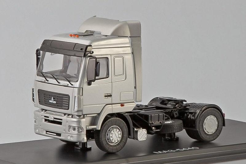 Maz 5440 Tractor Escala 1 43 bielorruso unidad iniciar modelos SSM1220