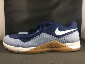 fda692beef7 Nike Metcon 3 Running Glacier Grey Binary Blue Summit White 852928 ...