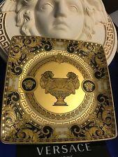 VERSACE ASH TRAY PLATE PRESTIGE GALA MEDUSA ROSENTHAL NEW in Box Best Gift Idea