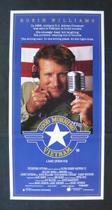 GOOD-MORNING-VIETNAM-1987-Orig-Australian-daybill-movie-poster-Robin-Williams