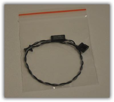 "New Hard Drive Temp Sensor Cable for iMac 21.5/"" A1311 922-9216 Seagate 593-0998"