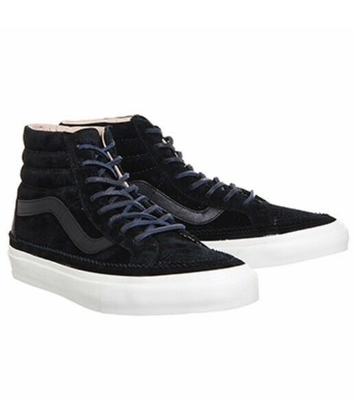 Vans Collab Sk8 Hi Dx Size UK 7 Clothsurgeon X Offspring Black