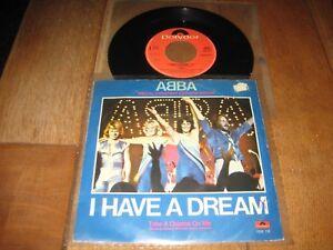 Abba-A-I-have-a-dream-B-Take-a-chance-on-me-2219