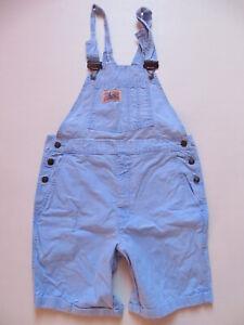 Levi-039-s-Latzhose-kurze-Latz-Jeans-Hose-W-32-Latzshorts-Vintage-Bermuda-OVERALL