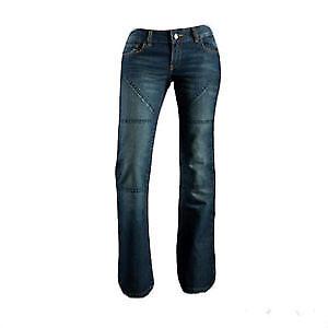 Ladies-Motorcycle-Jeans-Dark-Blue-Hornee-SA-W3-Bootcut-Hipster