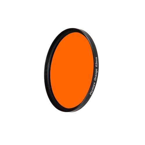 Farbfilter  Effektfilter  orange 62mm 62mm