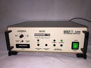 """Richard Wolf 5369 CCD Endocam Controller """" ohne Zubehör"""""""