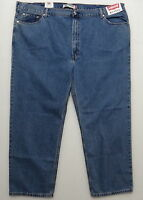 LEVI'S 550 MEN'S BLUE JEANS BIG & TALL SIZES RELAXED FIT TAPERED LEG STRAUSS