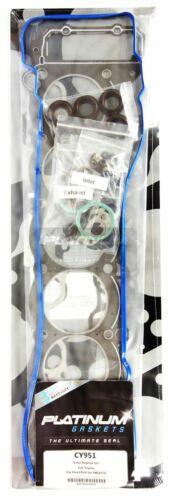 BOLTS for TOYOTA LANDCRUISER FZJ80R 11//92~02//98 PLATINUM GASKET VRS KIT