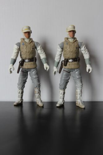 Star Wars Figure 2003 30th Anniver Collection Luke Skywalker-Hoth Battle Pack