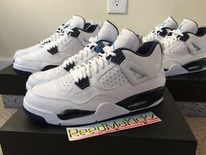nike air jordan 4 columbia - remastered definition