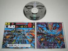CLAWFINGER/DEAF DUMB BLIND(WEA/4509-93245-2)CD ALBUM