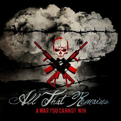 All That Remains - A War You Cannot Win CD NEU OVP