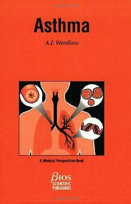 Asthma by Wardlaw, A. J.