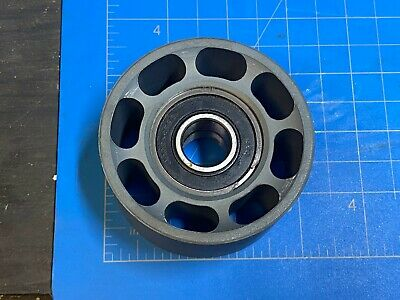For 2004-2007 Peterbilt 387 Accessory Belt Idler Pulley Main Drive Dayco 73625NZ
