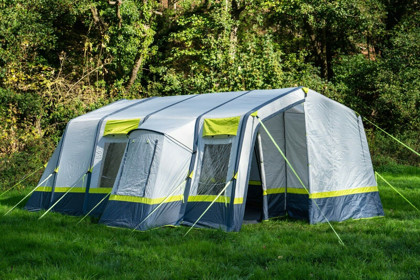 5 Berth Inflatable Air Tent Family 6.5m x 3.2m 5  Man Bedroom Inner OLPRO Home  enjoying your shopping