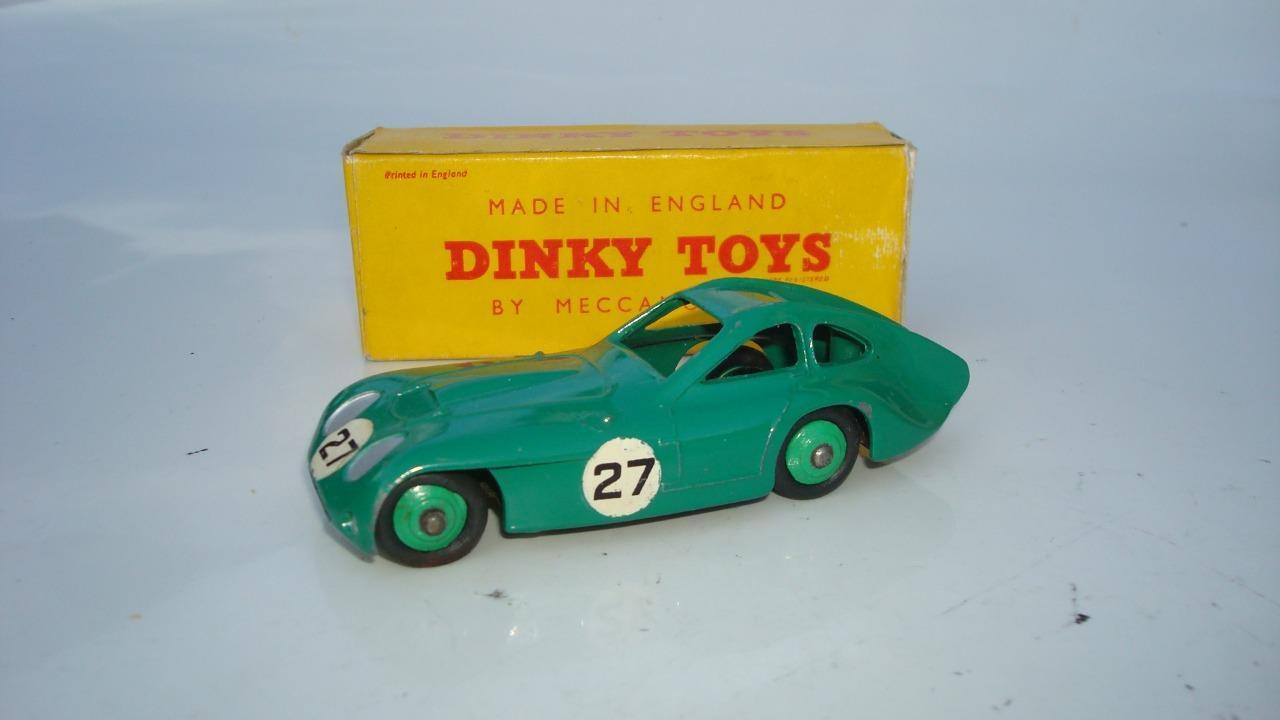 DINKY TOYS 163 BRISTOL450 SPORTS COUPE  EXCELLENT NR NR NR MINT BOXED 37f81e