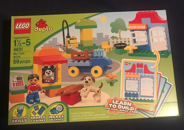 Lego duplo mon premier construire  4631-Neuf sous emballage  Dans votre attente
