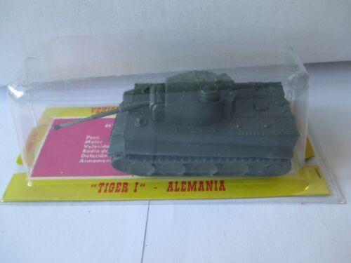 Eko 1:87 4010 tanques Tiger I el entonces ver foto m OVP wh2704