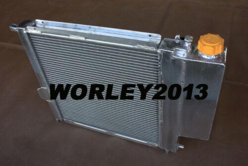Aluminum radiator for BMW E36 316i 318i 320i 323i 325i Z3 4Cyl 6Cyl  manual