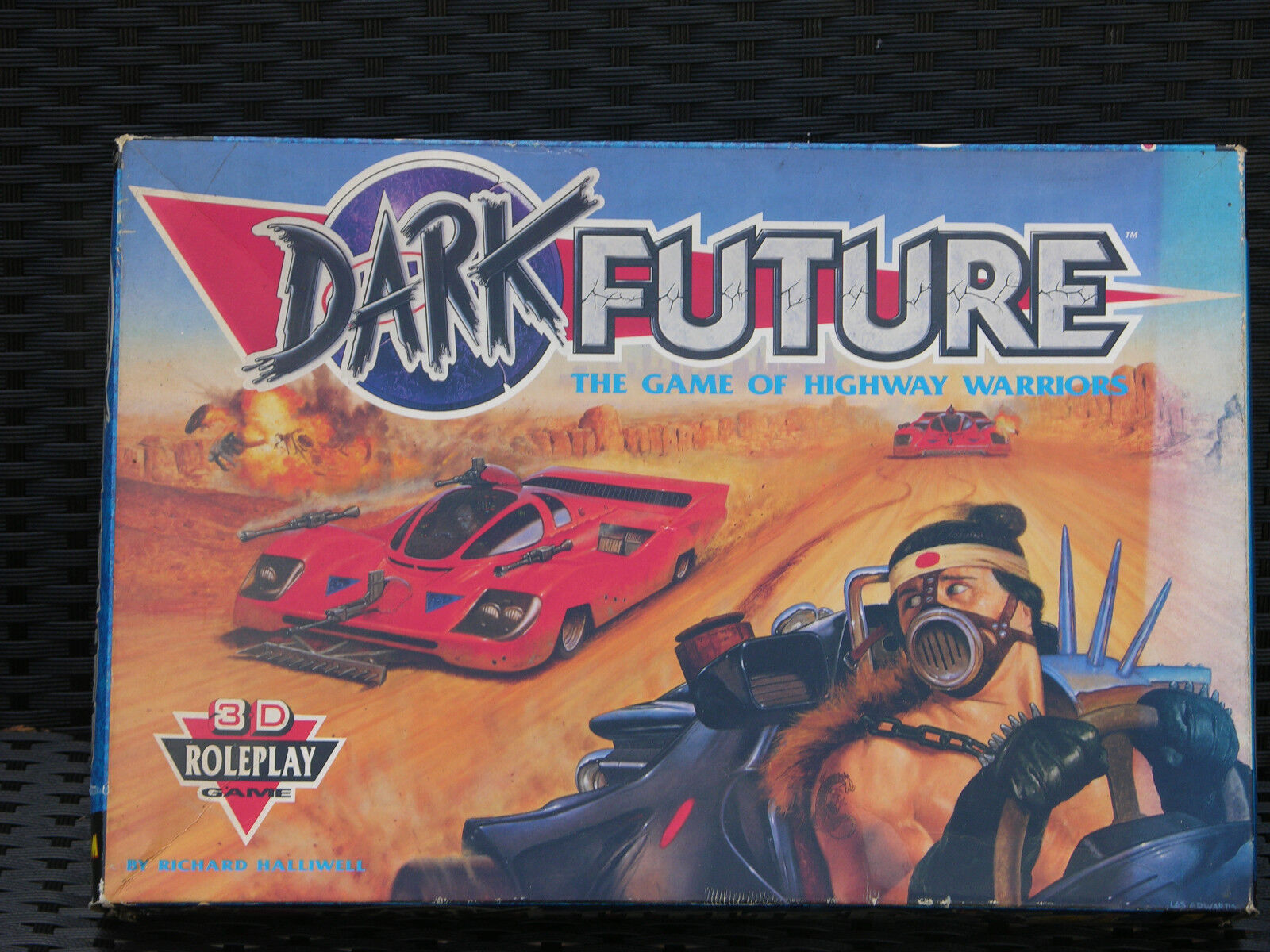 Games Workshop Dark Future, Noyau Jeu, Multi-Annonce