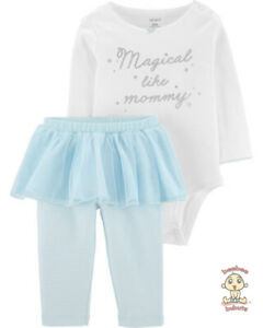 Carter-039-s-Bodysuit-and-Pants-Set-6-months-Size-Authentic-and-Brand-New