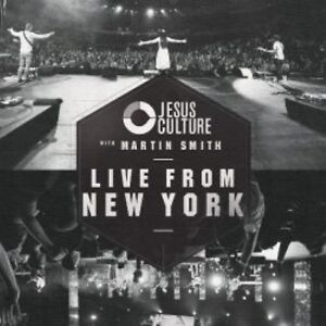Jesus culture with martin smith live from new york 2 cd for New york culture facts