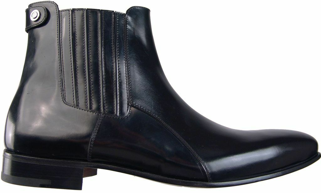 CESARE PACIOTTI Moda botas al Tobillo Zapatos para hombres en EE. UU. 8 Diseñador Italiano